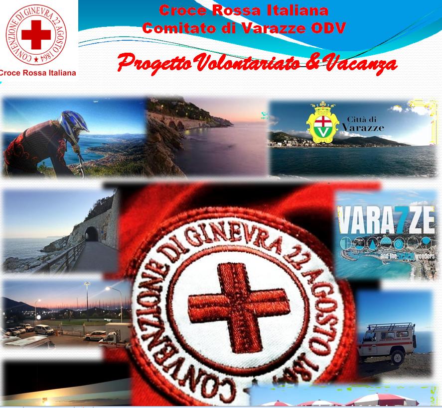 Progetto Volontariato & Vacanza Varazze